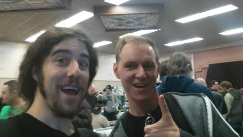 Barrie Game Exchange 2016