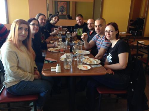 Cartridge Club Meetup Ontario 2016