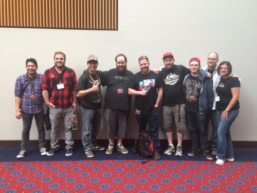 Portland Retro Gaming Expo (PRGE) 2015