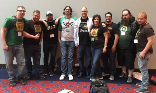 Portland Retro Gaming Expo (PGRE) 2016